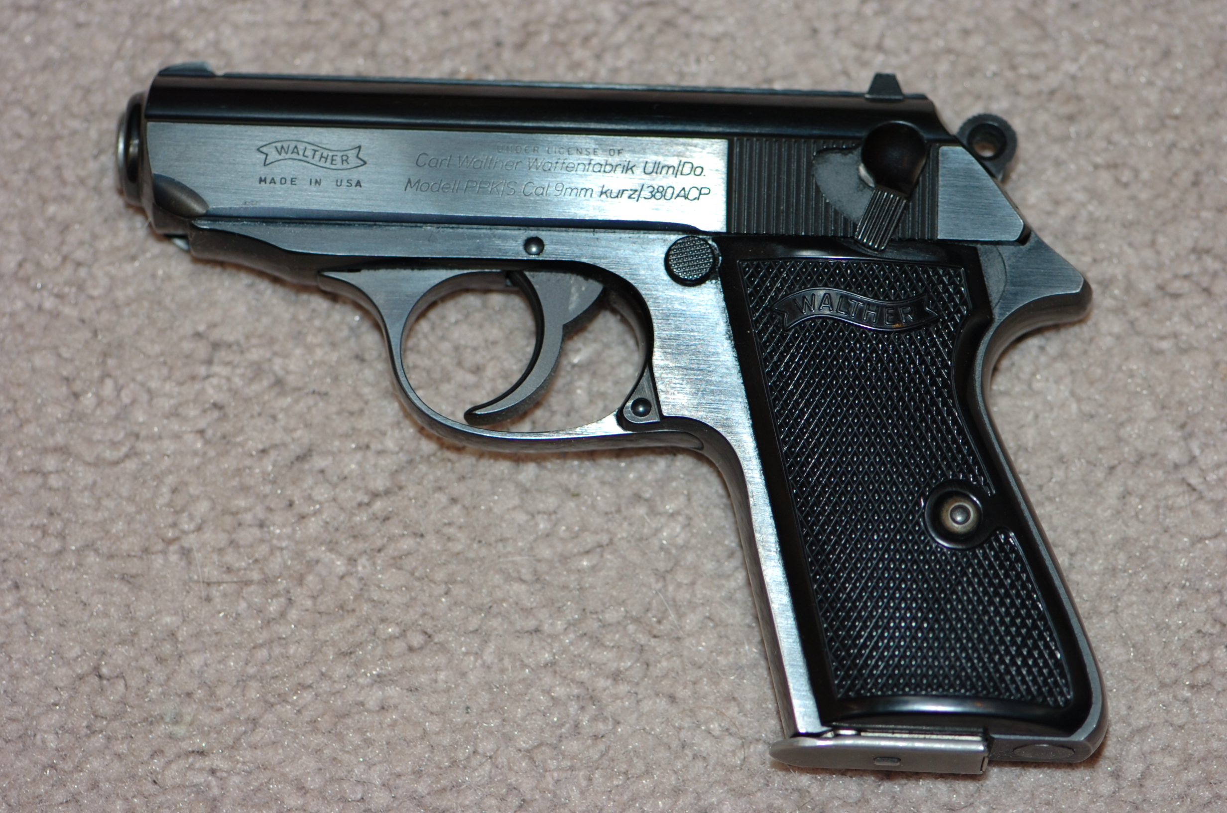 Walther PPK/S Review