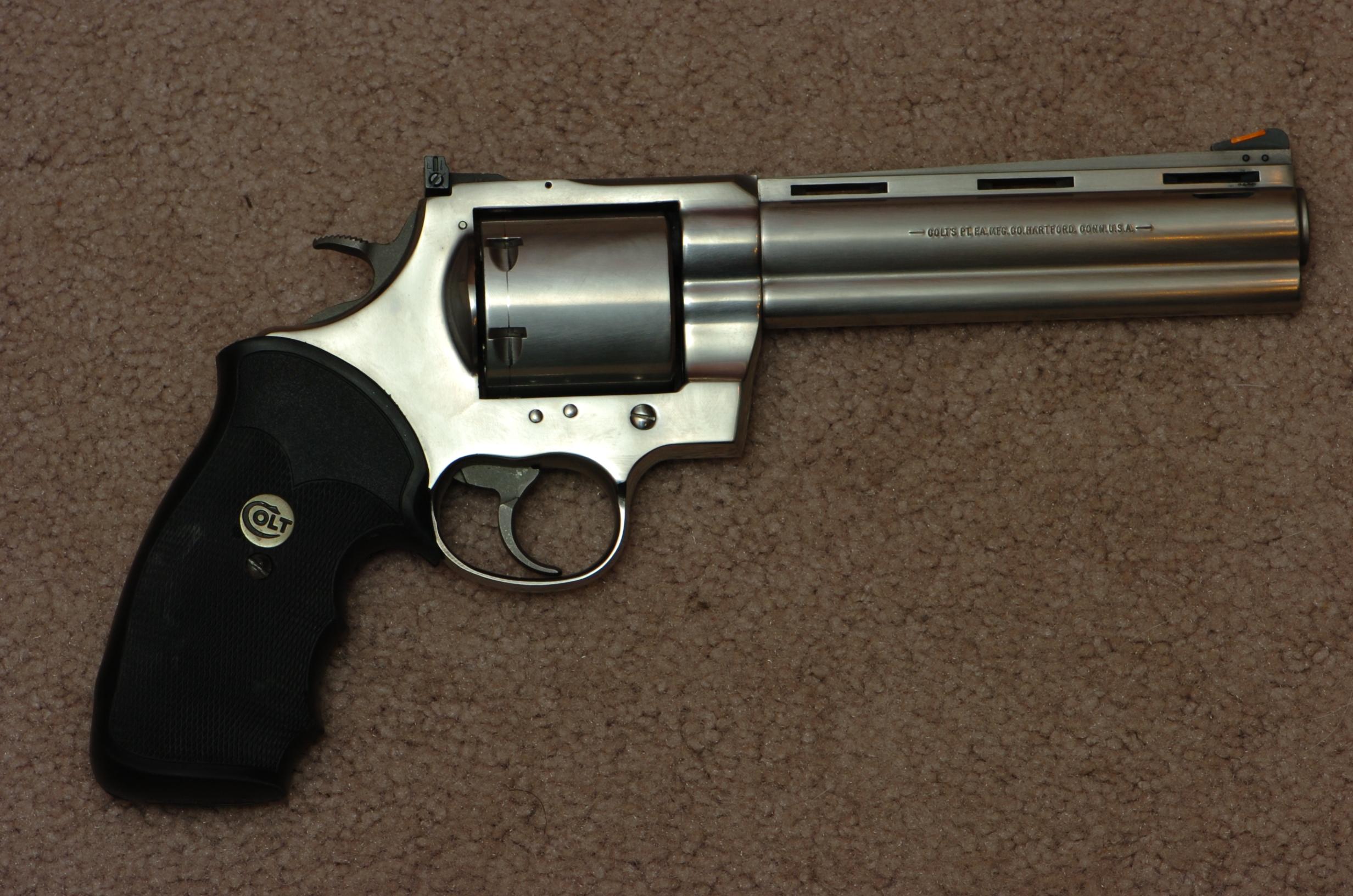 Todd's Guns - Colt Kodiak
